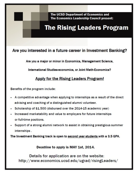 Rising Leaders program