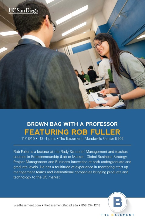 Brown Bag Series - Rob Fuller