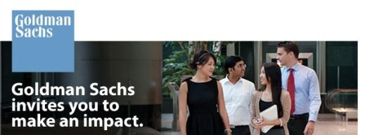 2018 Goldman Sachs Exploratory Programs | Find Your Career at